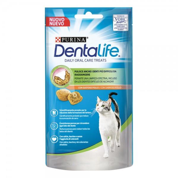 DENTALIFE CAT SALMONE 40 GR