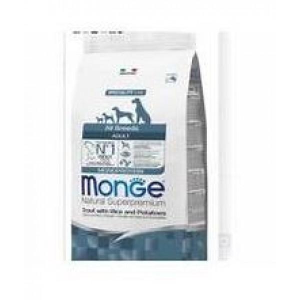 MONGE S.P.ALLBREEDS AD.TRO/RIS 12 KG