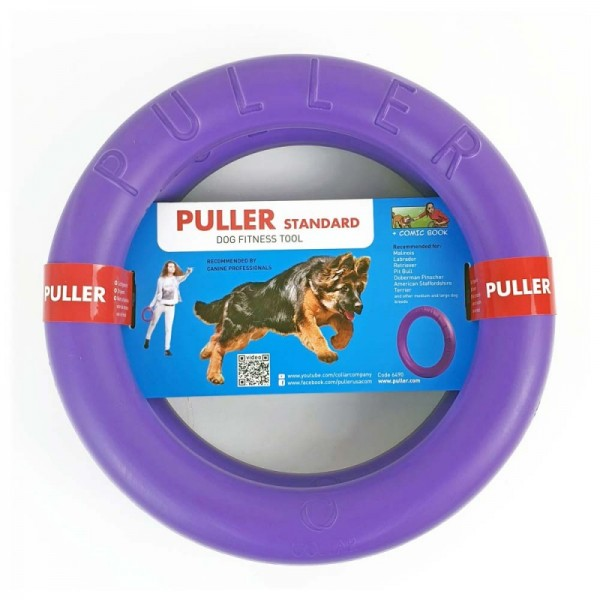 PULLER STANDARD GIOCO CANI