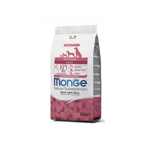 MONGE S.P.ALLBREEDS PUP.MAN/RIS 2,5 KG