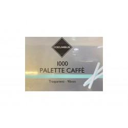 PALETTE CAFFE' COLUMBUS 1000 PZ