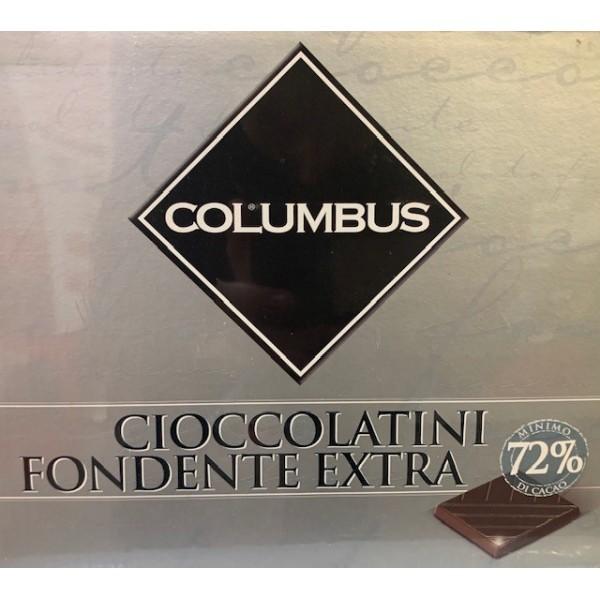 COLUMBUS CIOCCOLATINI FONDENTE