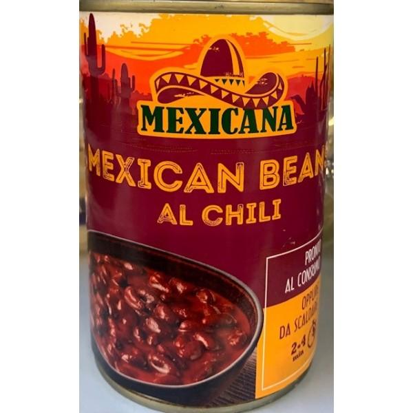 MEXICAN BEANS AL CHILI