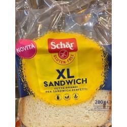 SANDWICH XL SENZA GLUTINE 280 GR